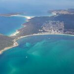 Port Stephens and Newcastle